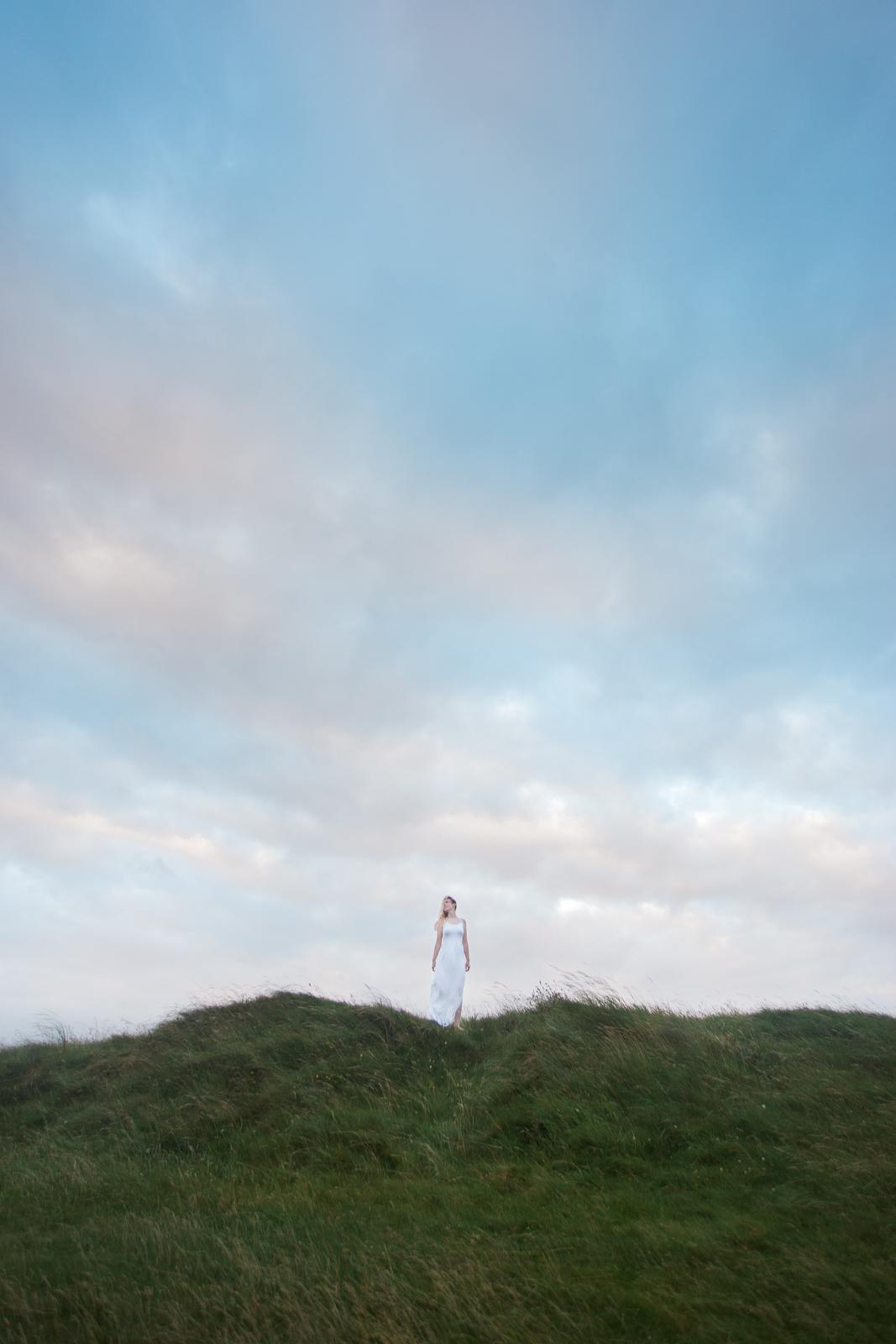 Lahinch, Ireland Beach Shoot by Westlake Wedding Photographer Matt Erickson Photography