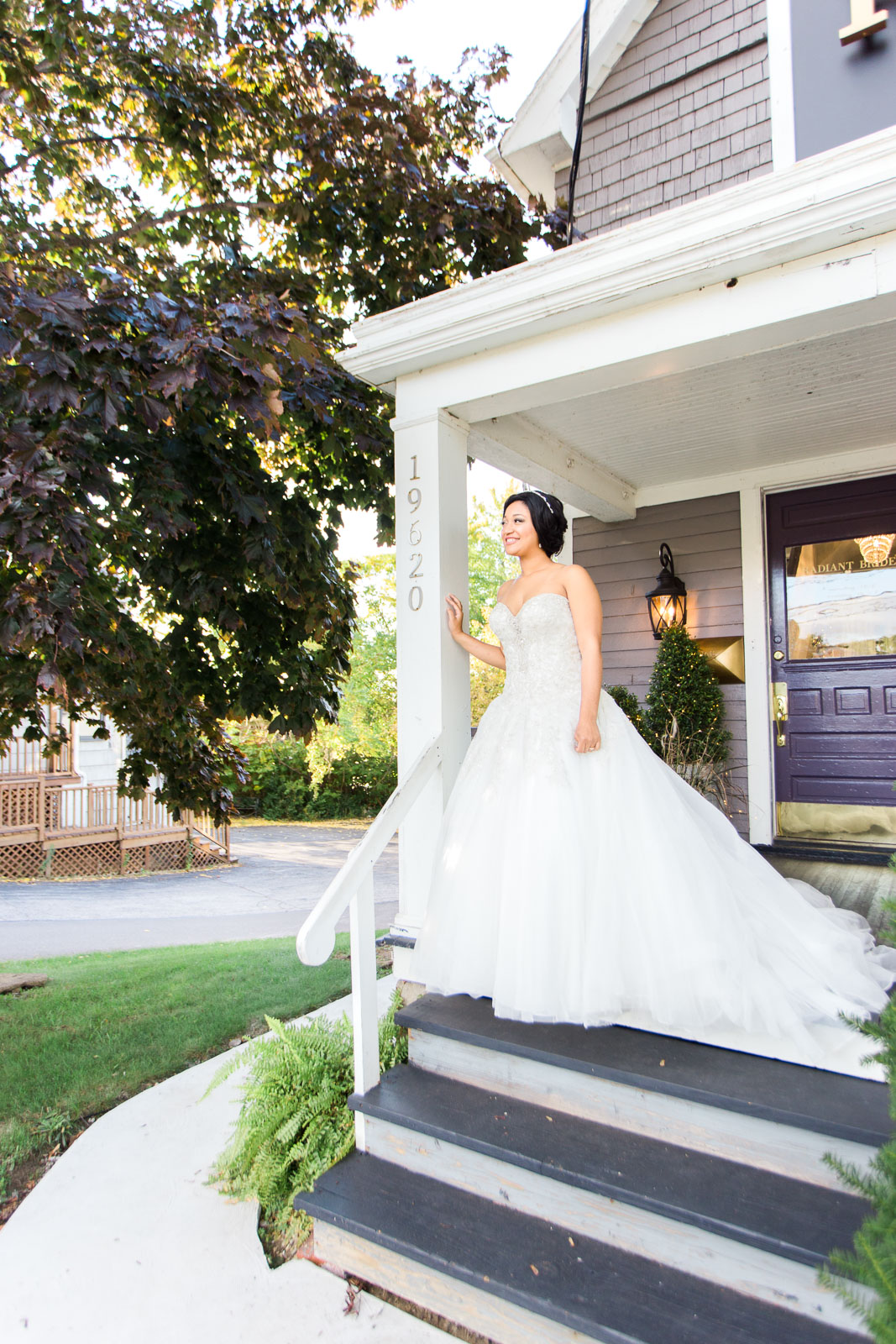 Cleveland Wedding Dress Boutique, Radiant Bride by Cleveland Wedding Photographer Matt Erickson Photography