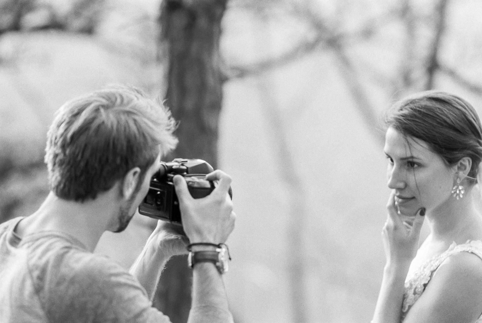 Film Photography by Cleveland Wedding Photographer Matt Erickson Photography