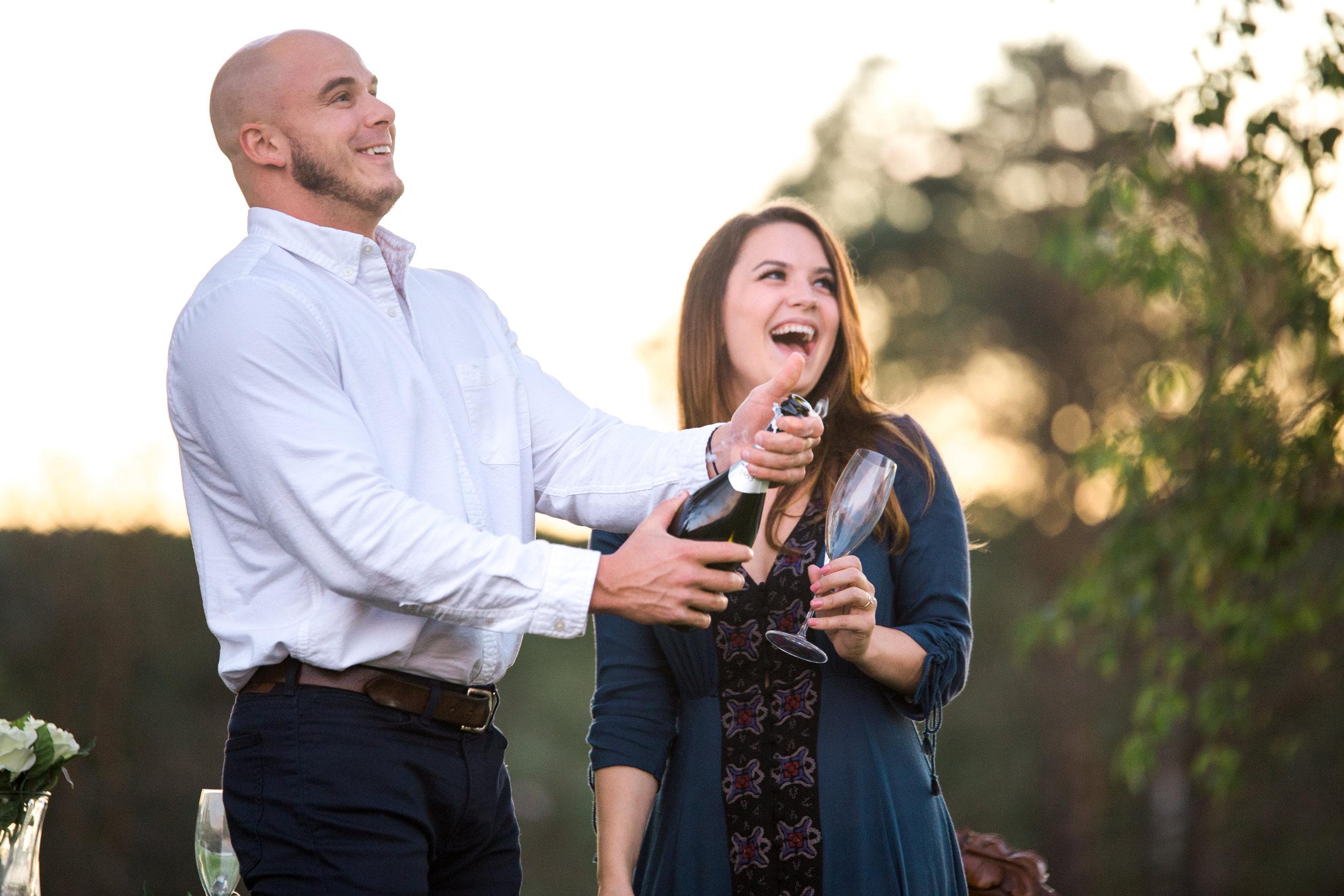 Romantic Engagement Session by Cleveland Wedding Photographer Matt Erickson Photography
