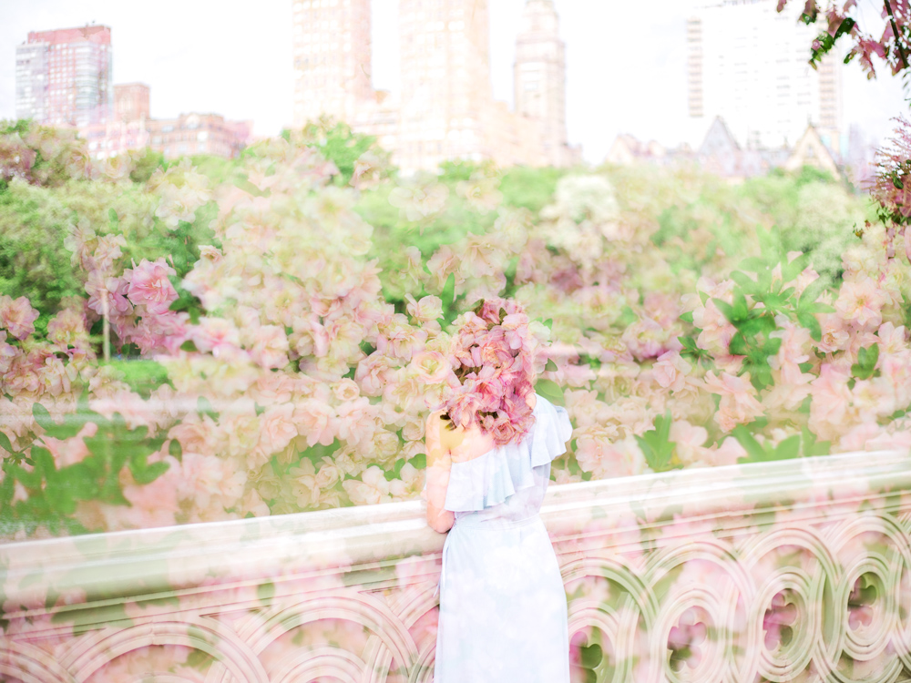 Senior Pictures Central Park NYC by Cleveland Wedding Photographer Matt Erickson Photography