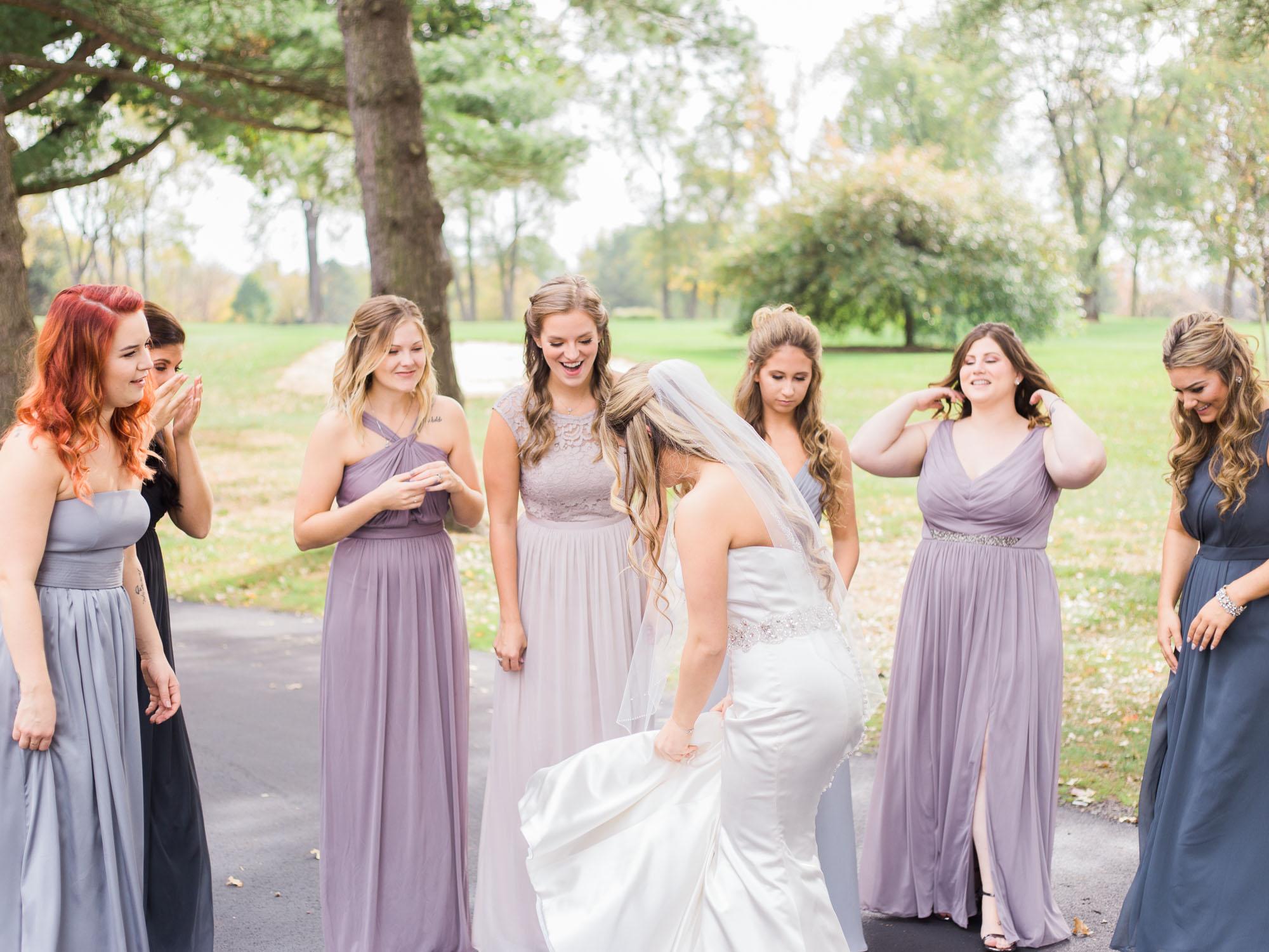 Romantic and Fun Wooster Inn Wedding by Cleveland Wedding Photographer Matt Erickson Photography