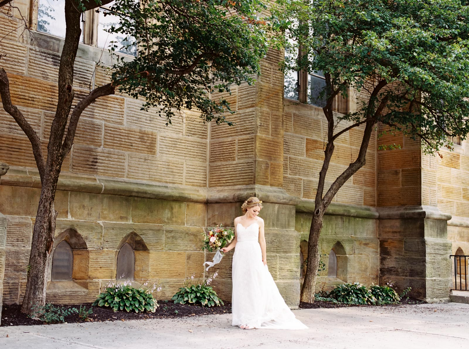 Romantic Columbus Wedding by Cleveland Wedding Photographer Matt Erickson Photography