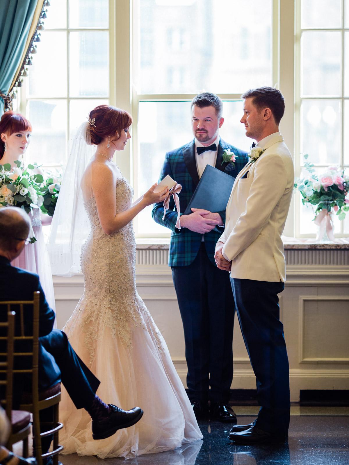 Intimate Onesto Wedding by Cleveland Wedding Photographer Matt Erickson Photography