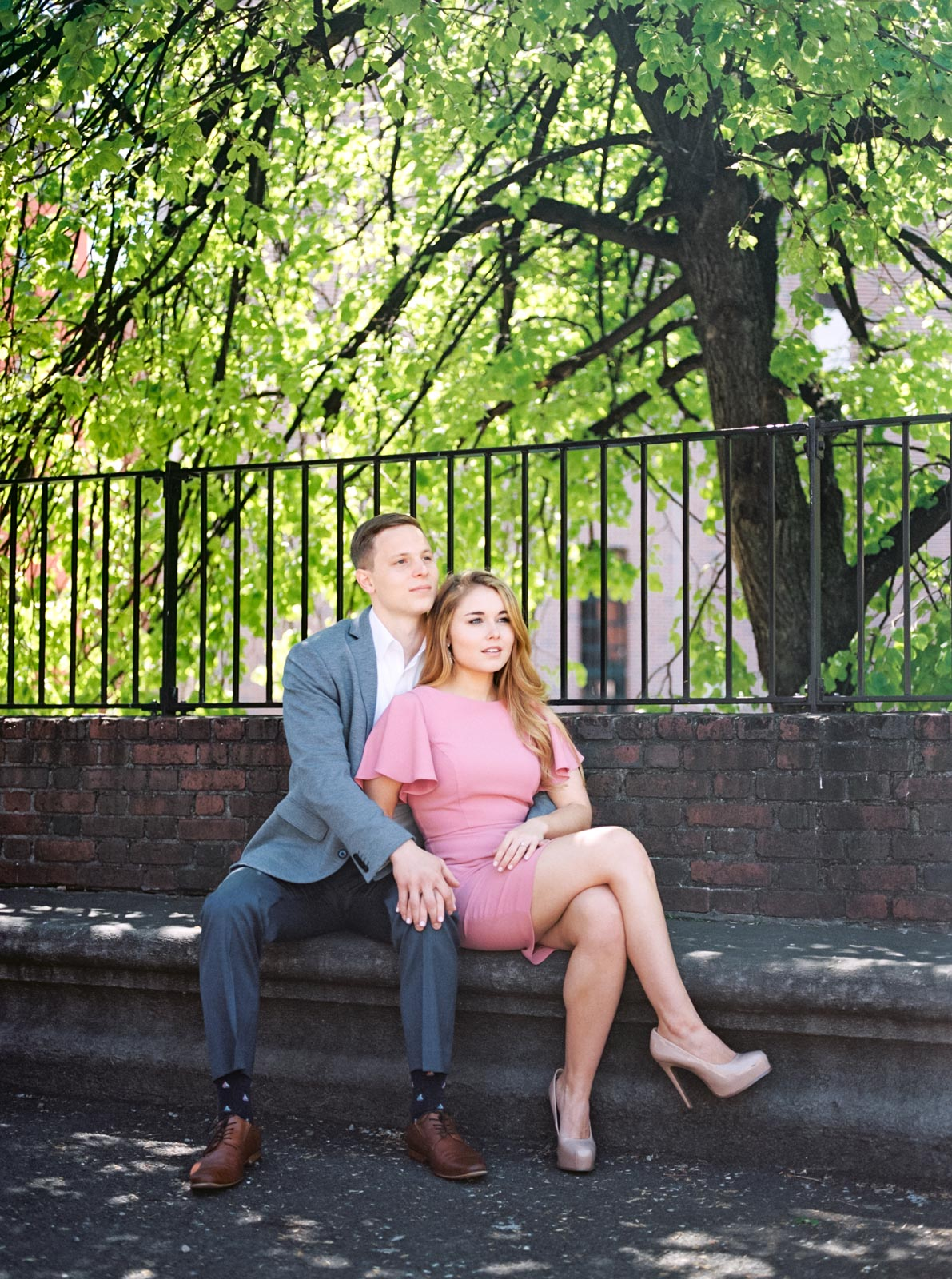 Stylish Summer Engagement Session in Downtown Boston-18.jpg
