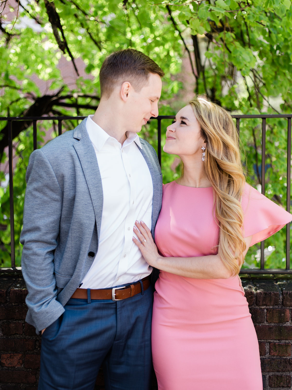 Stylish Summer Engagement Session in Downtown Boston-26.jpg