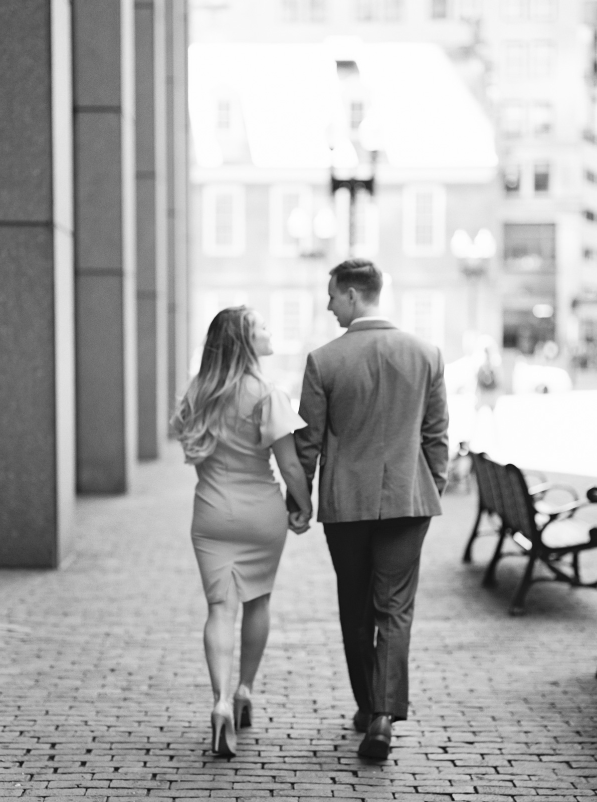 Stylish Summer Engagement Session in Downtown Boston-39.jpg