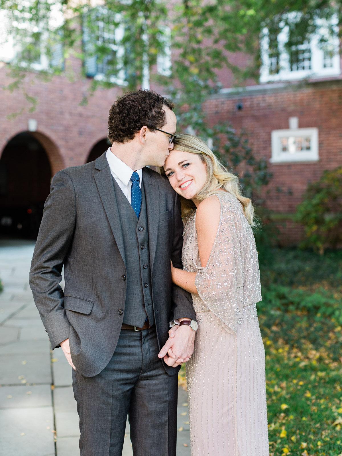 Fashionable Yale Engagement Photos-2.jpg