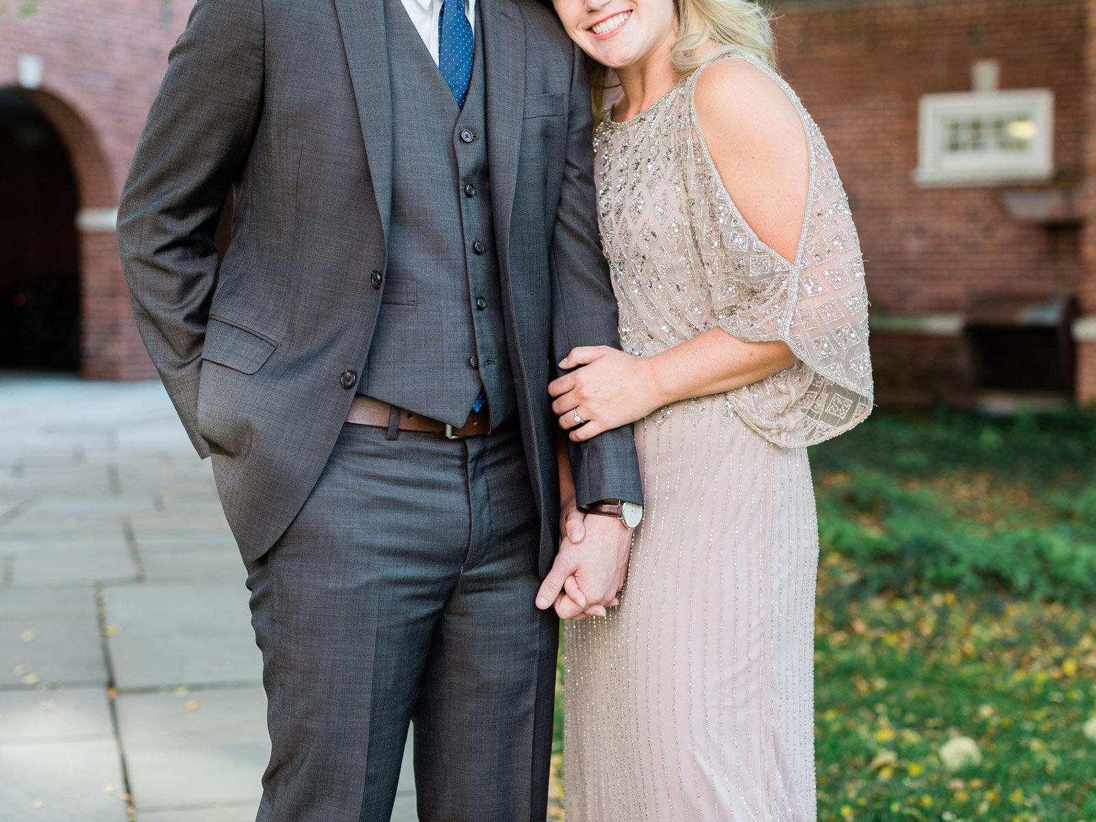 Fashionable Yale Engagement Photos-3.jpg