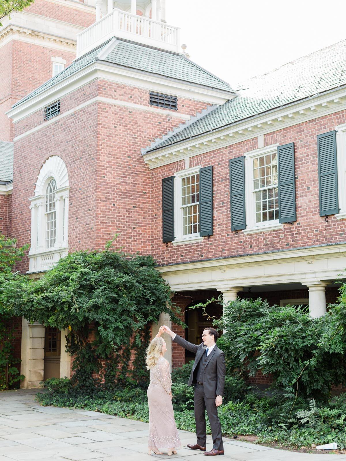 Fashionable Yale Engagement Photos-4.jpg