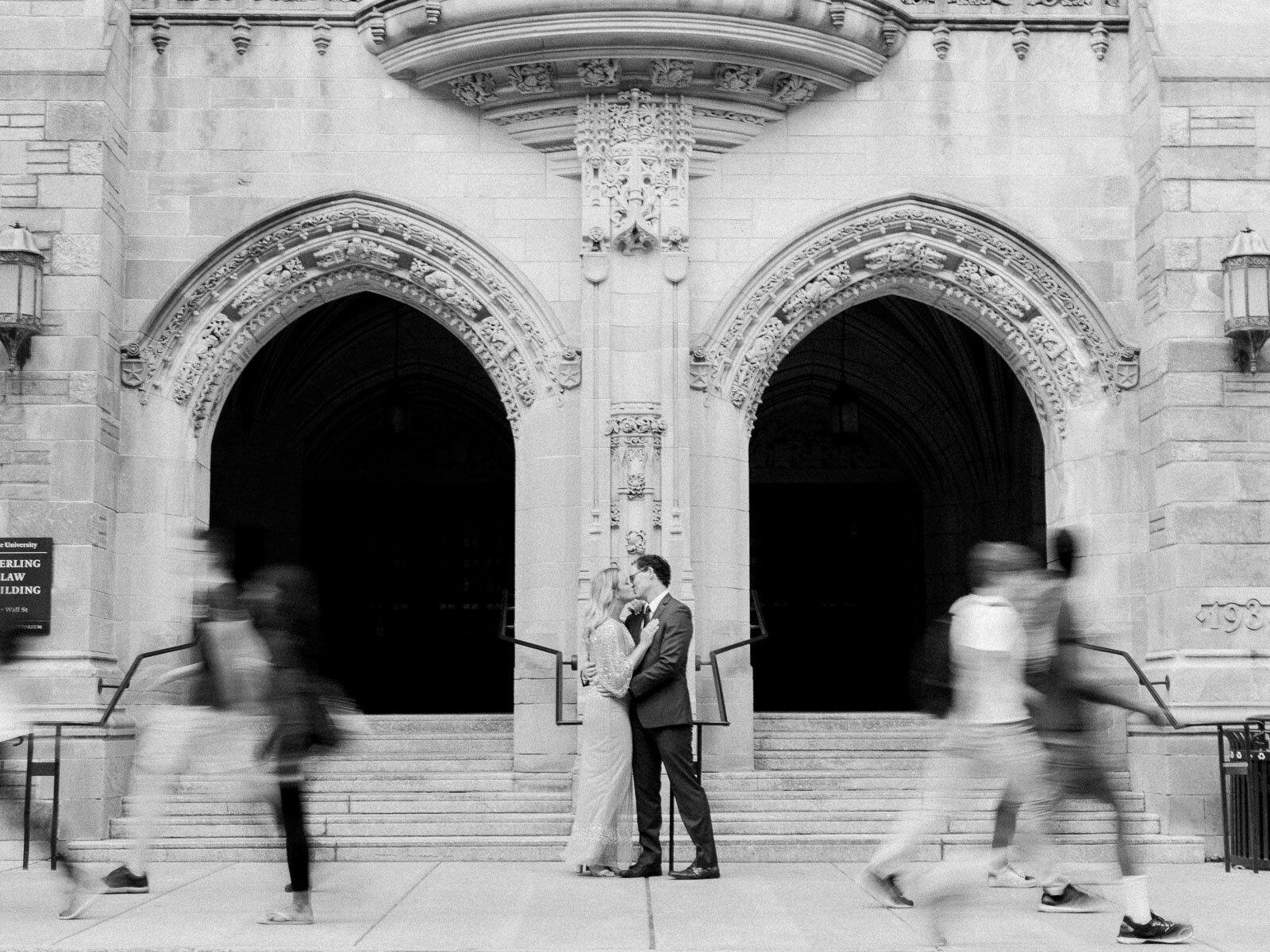 Fashionable Yale Engagement Photos-14.jpg