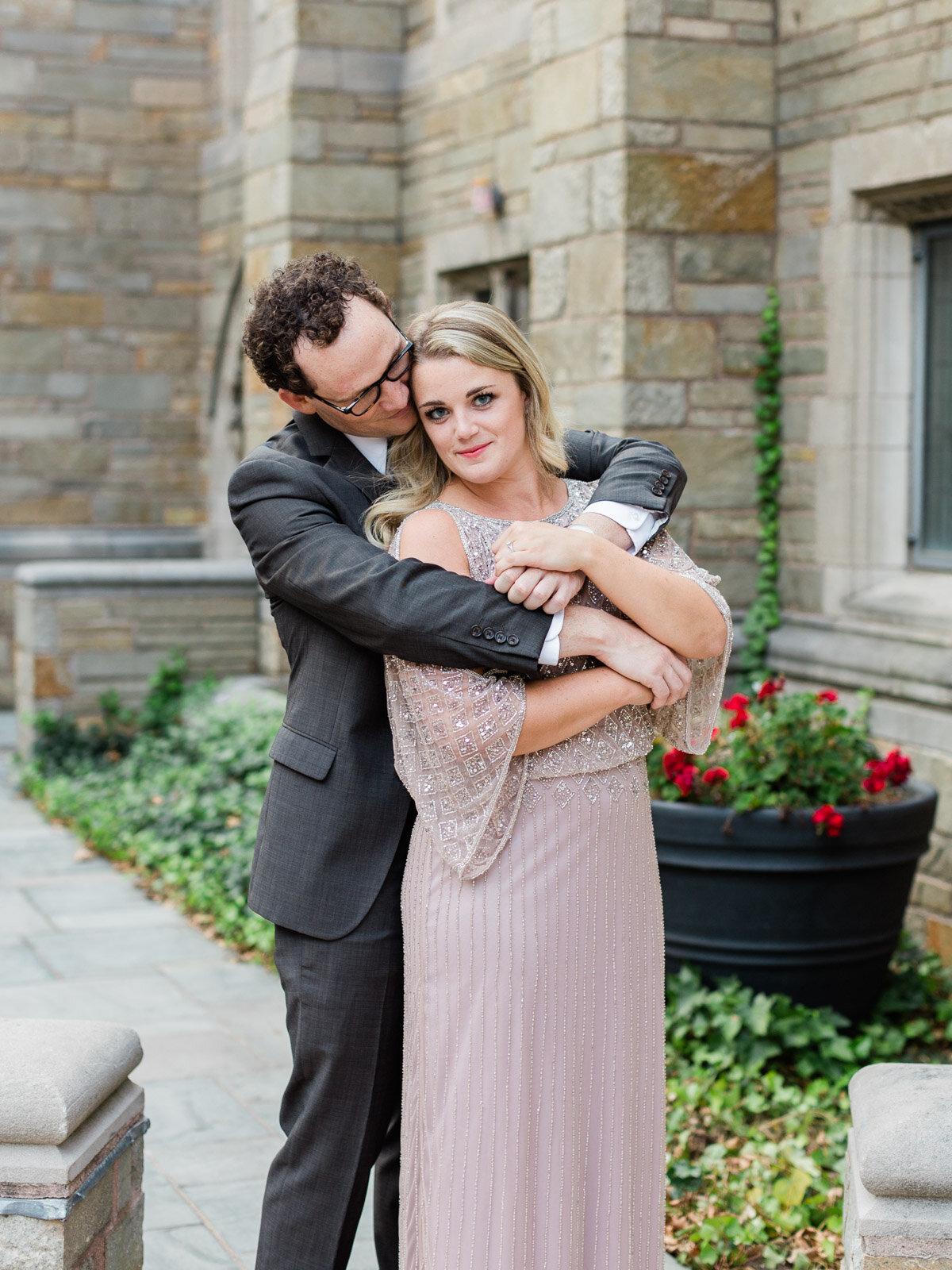 Fashionable Yale Engagement Photos-16.jpg