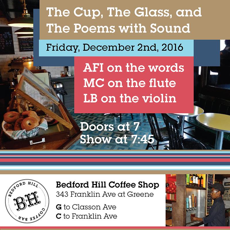 december 2, 2016. bedford hill coffee shop. bedford stuyvesant. brooklyn, new york.