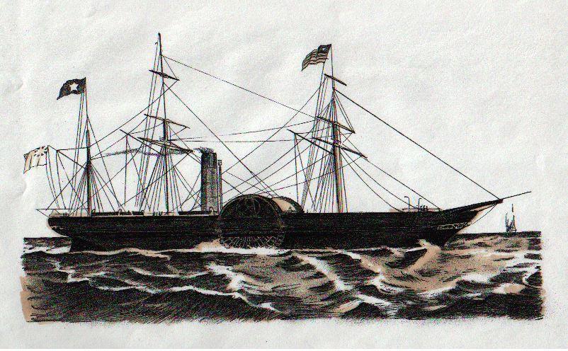 Samuel Cunard Ship