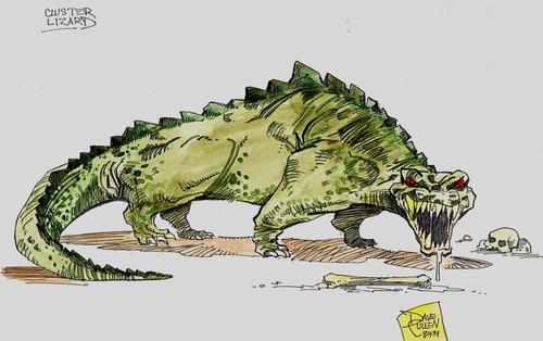 Cluster Lizard