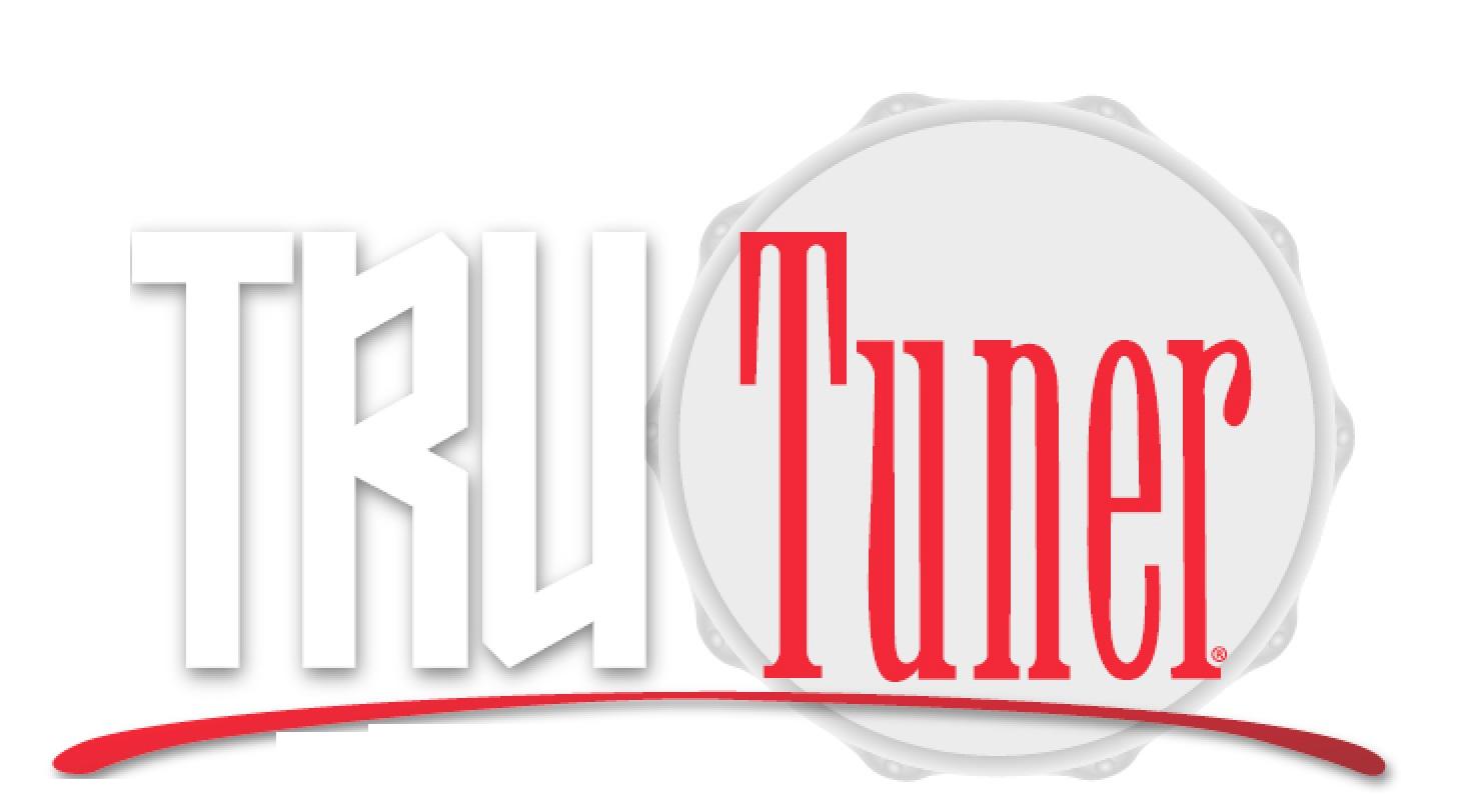 TruTuner logo GVs Red black and white invert.jpg