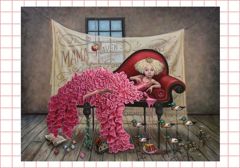 """""""In The Pink"""" © Ritva Voutila"""
