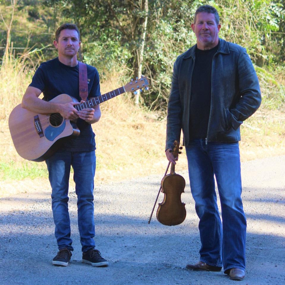 Hamish Dutton & Mick Albeck -