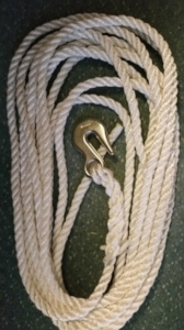 Nylon Spring with Stainless Steel chain-hook