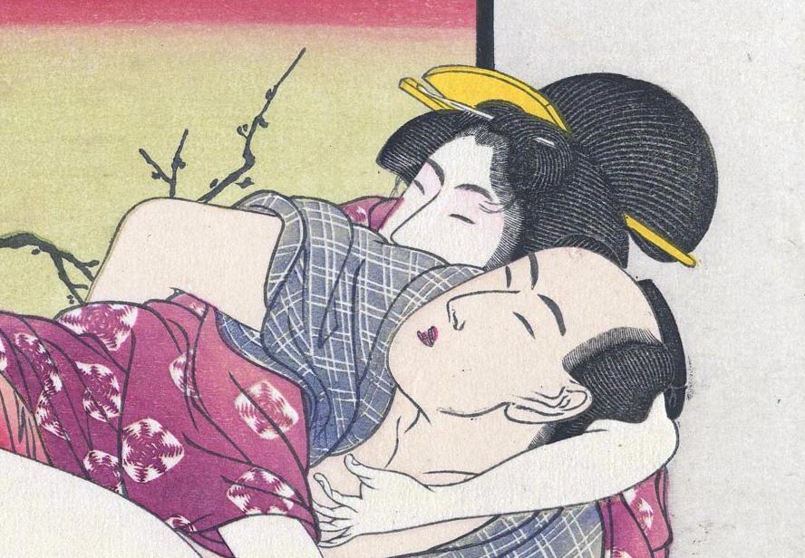 Kitagawa Utamaro (detail)