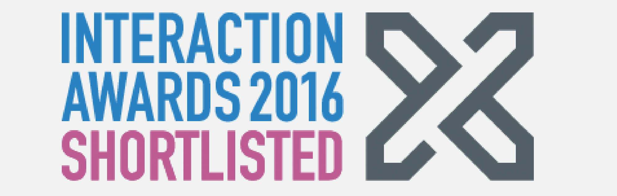 2016 IxDA Awards Shortlist for 'Mygreat' in the Connecting category.