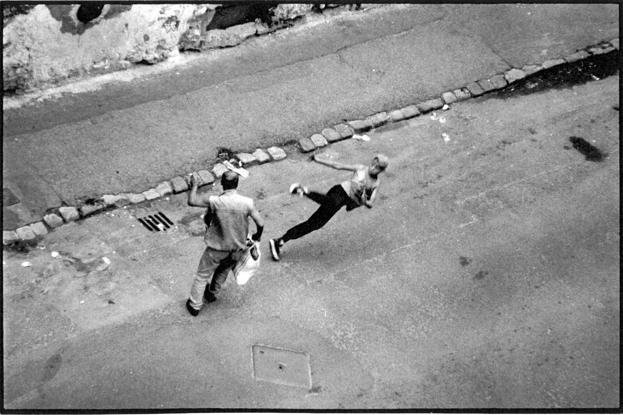 Beyond the Balcony No.14, 1996, Illés Barna