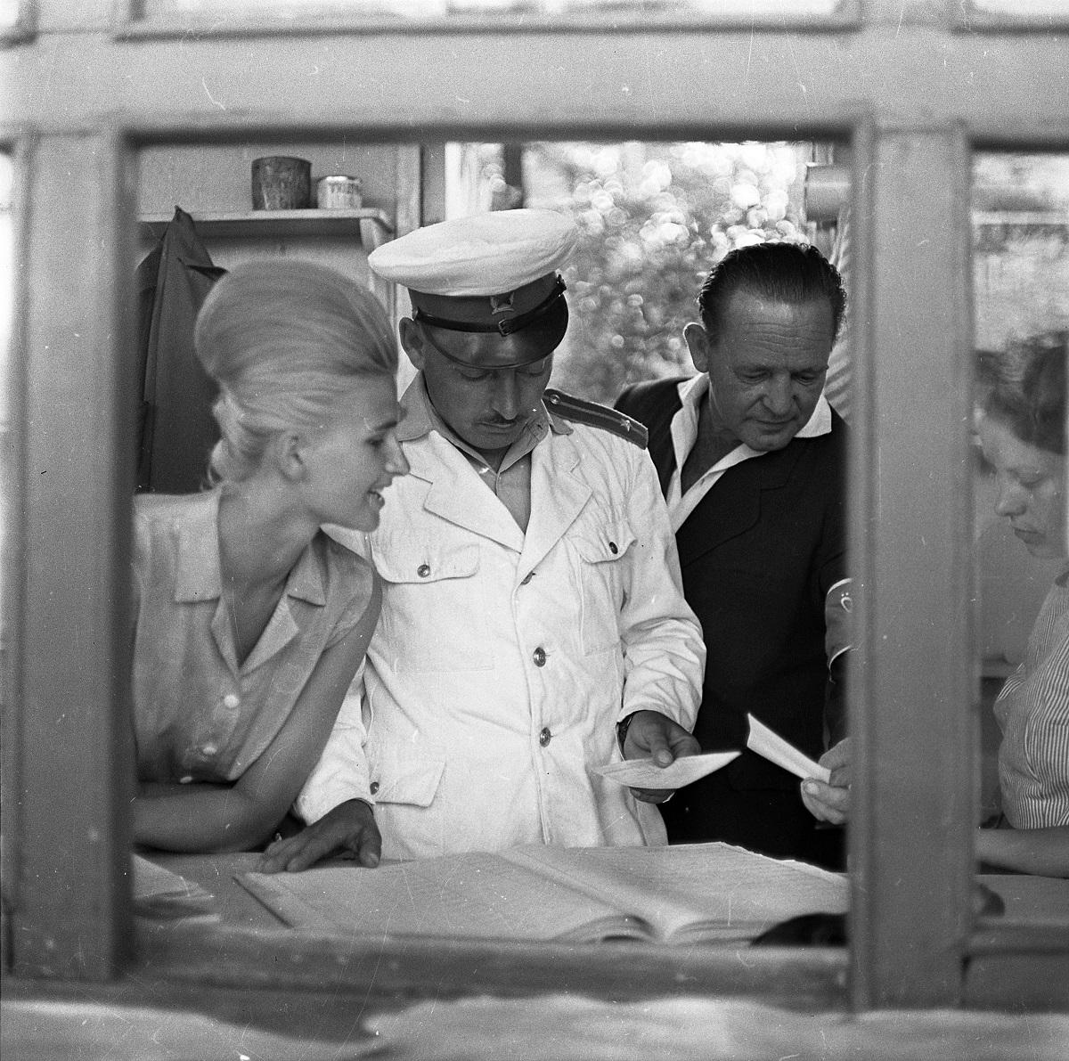 Fotó: Magyarország, 1964 © Fortepan / magyar rendőr