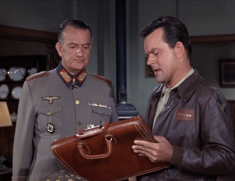 Oscar Beregi Jr in Hogan's Heroes