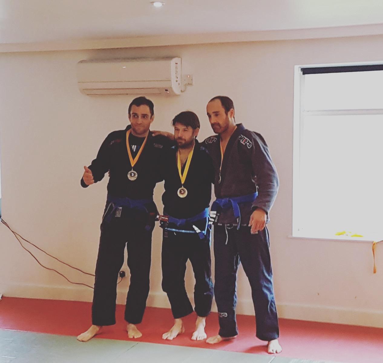 Xian gets Bronze in Hillingdon