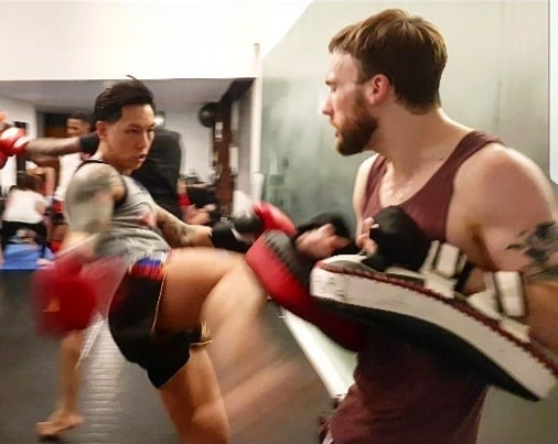 Muay Thai - Ever wanted to learn to kick effectively and combine this with punches? Then Muay Thai is for you. You will learn highly effective combinations of punches and kicks that you can use in real world scenarios. It's also a damn hard workout that will push your cardio limits.