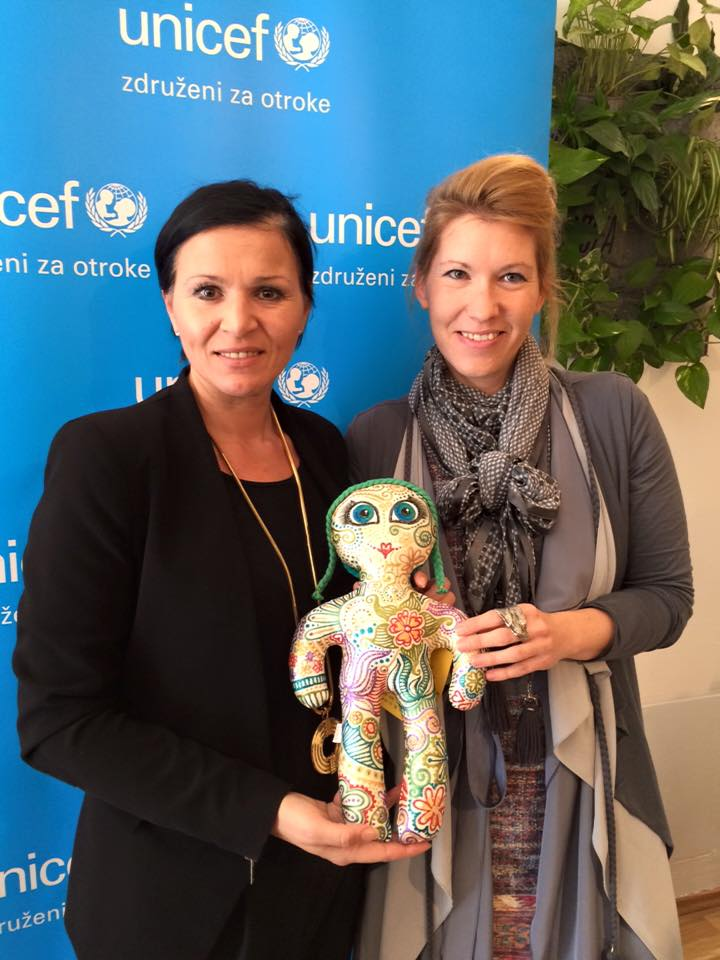 UNICEF PUNČKE IZ CUNJ