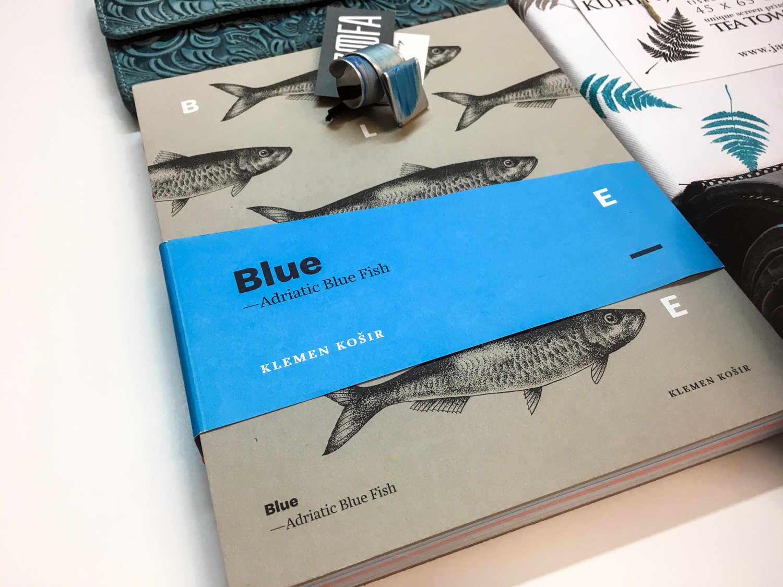 Nelizabeta šal, Klemen Košir knjiga Blue, Jagababa kuhinjska krpa, Zelolepo denarnica, SUI ogrlica, M88 prstan