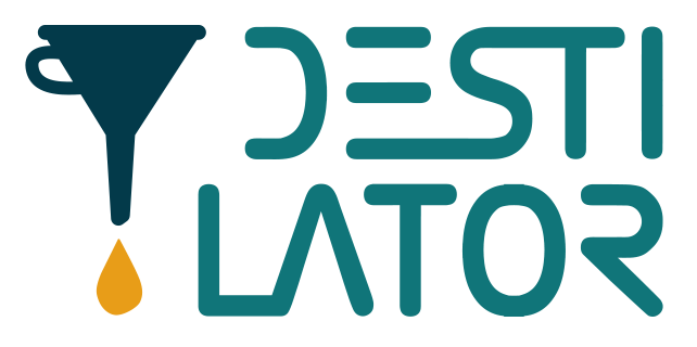 destilator logo
