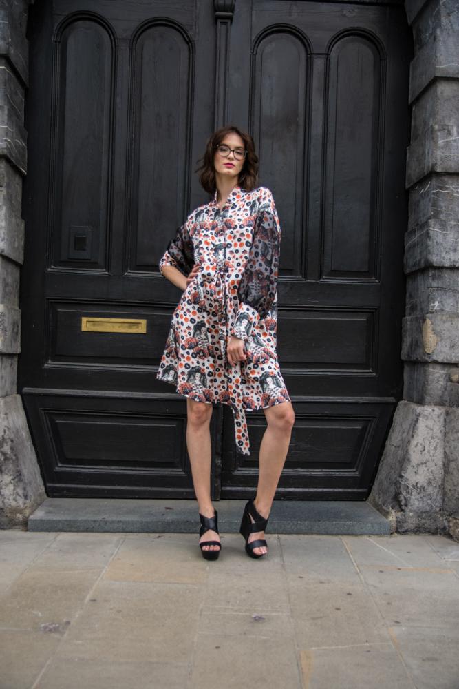 Obleka Julija Kaja Hrovat 215€