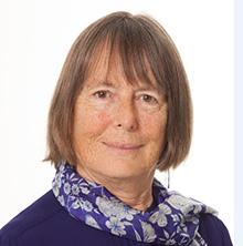 Dr Brenda Boardman - University of Oxford