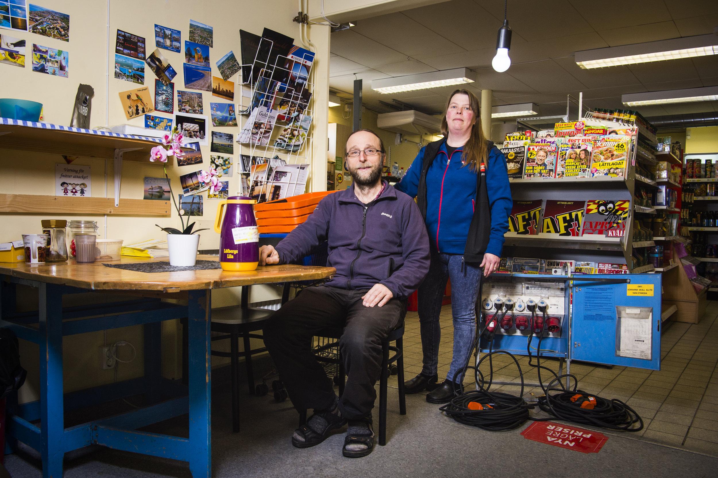 Gällivare, Sweden • Dirk Hagenbuch & Eva-Karin Johansson Björk.