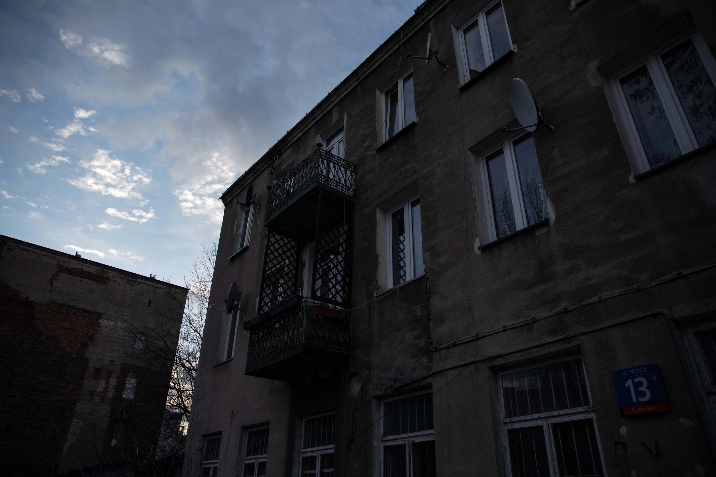 WARSAW • A city spokesman confirms that claims have been made against former owners of the building. With claims unresolved, it is not possible to launch major renovation.