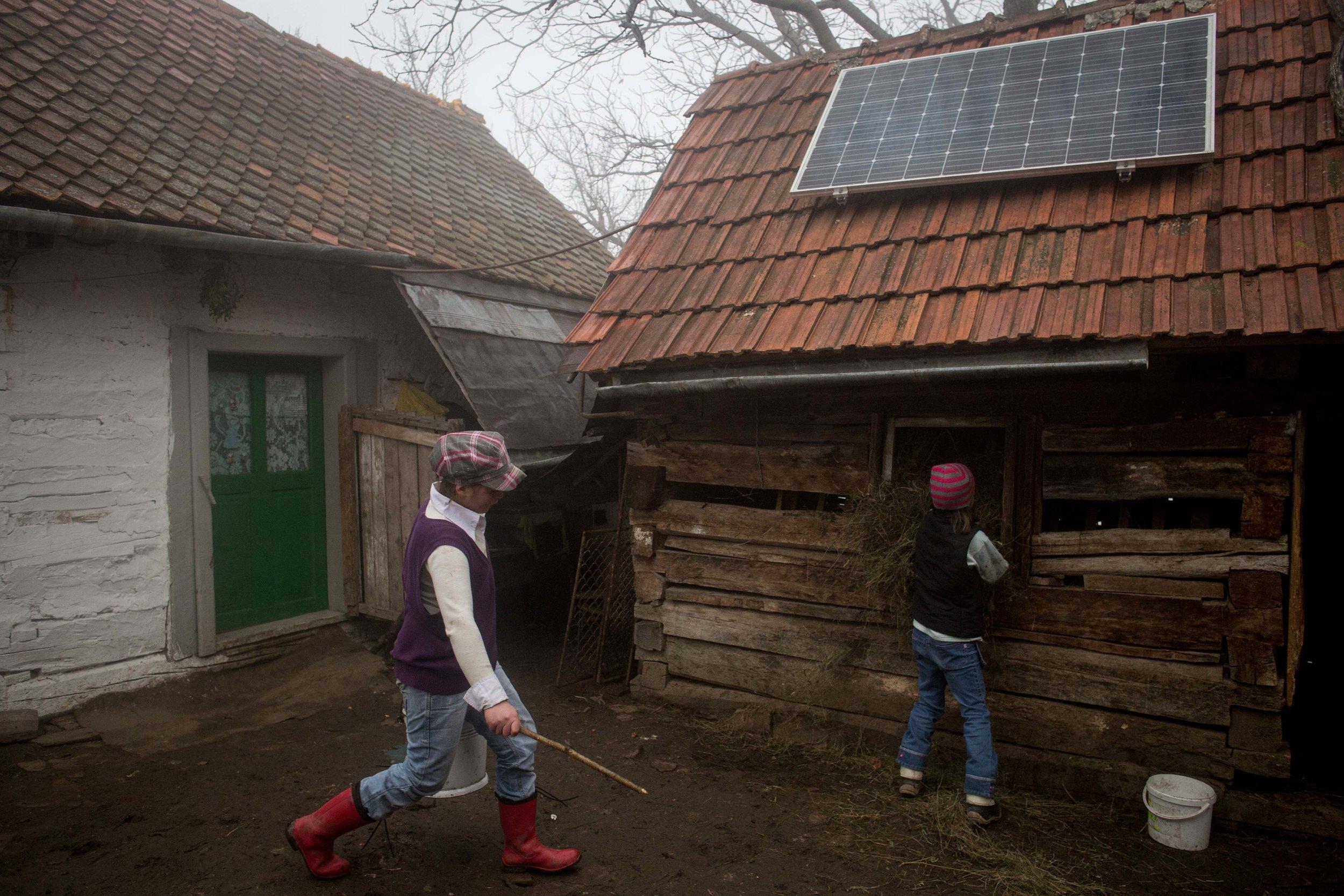 Romania: Bogdan Dinca