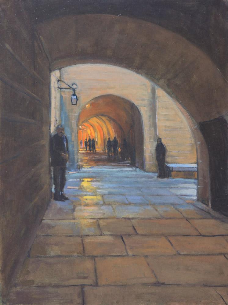 THE CARDO JERUSALEM