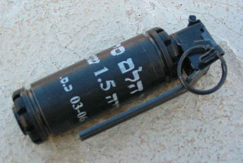 Israëlische stungranaat