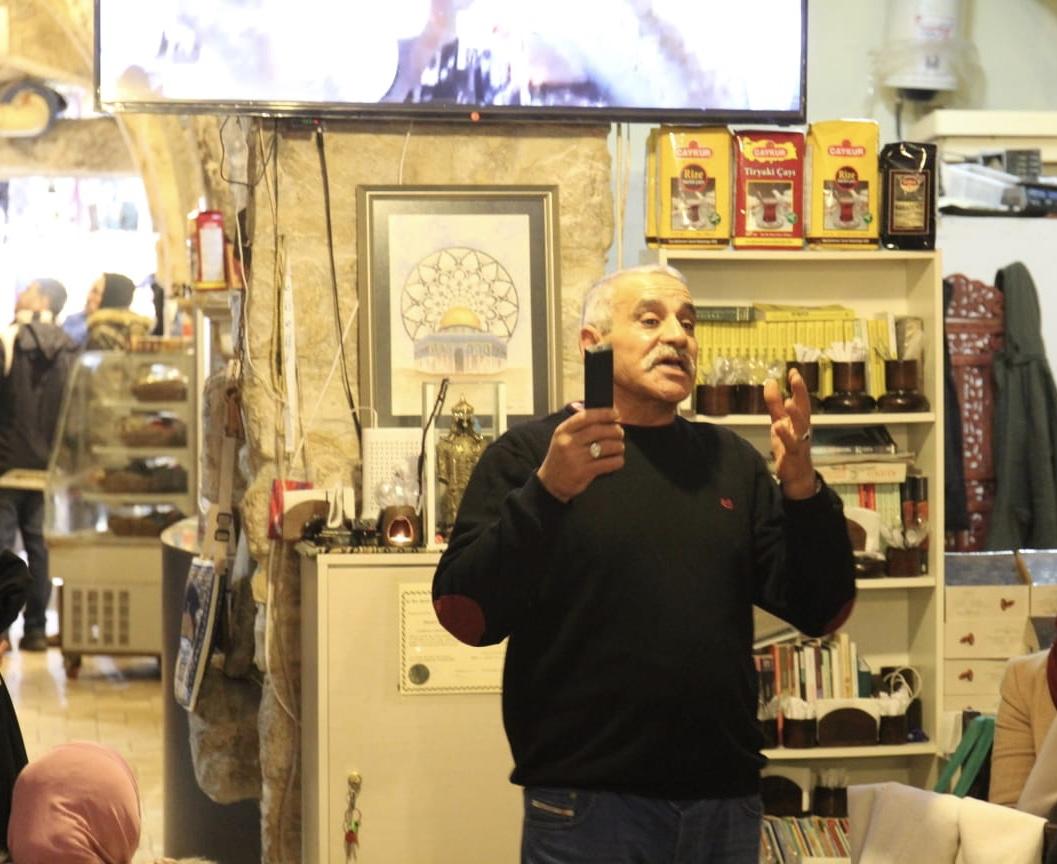 Emad vertelt zijn verhaal
