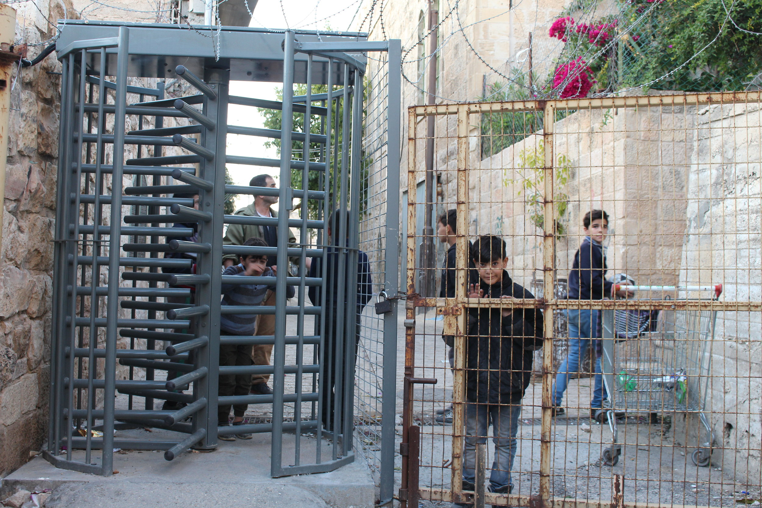 Hebron - overal checkpoints 3.JPG