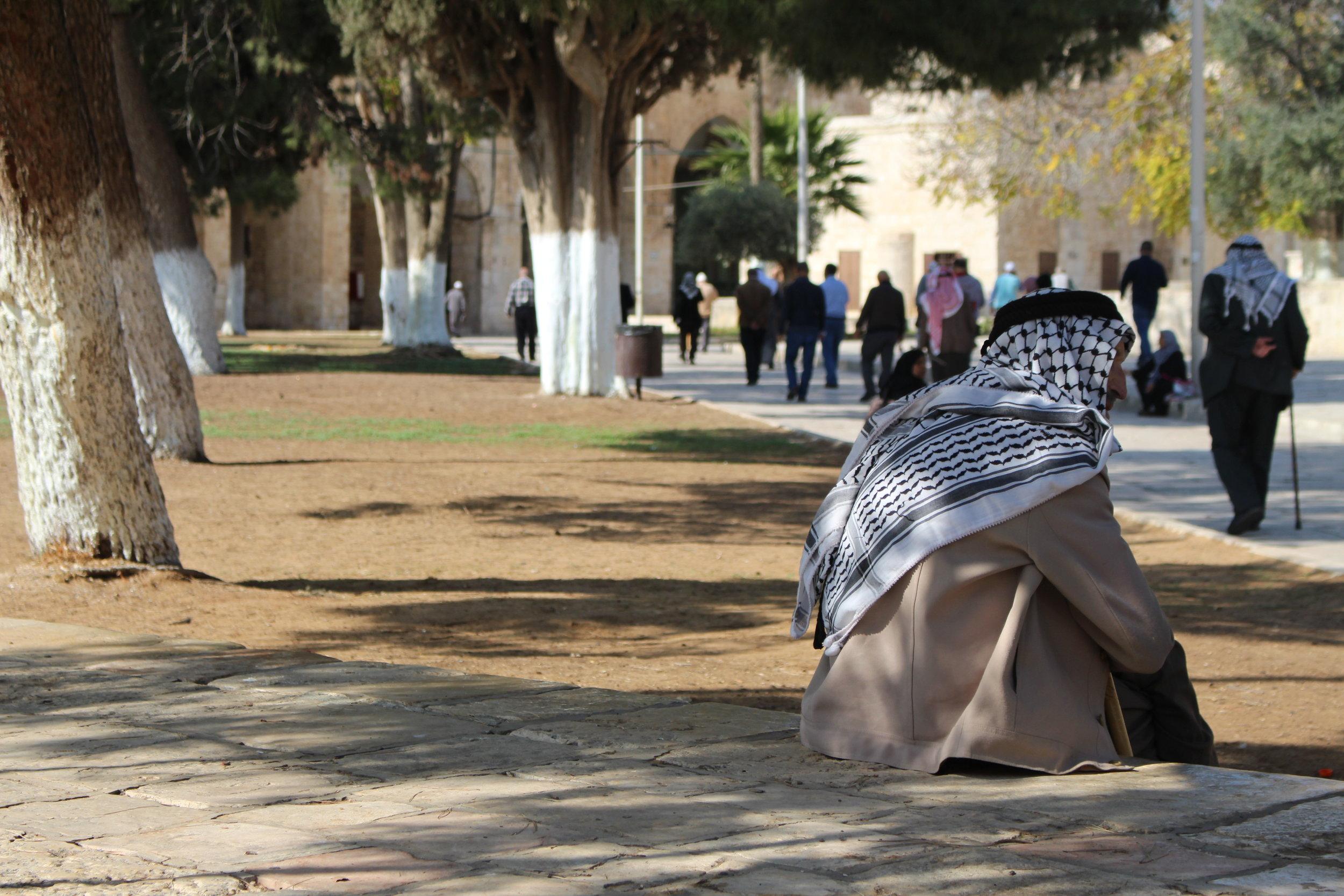 Al Aqsa - sfeer 2.JPG