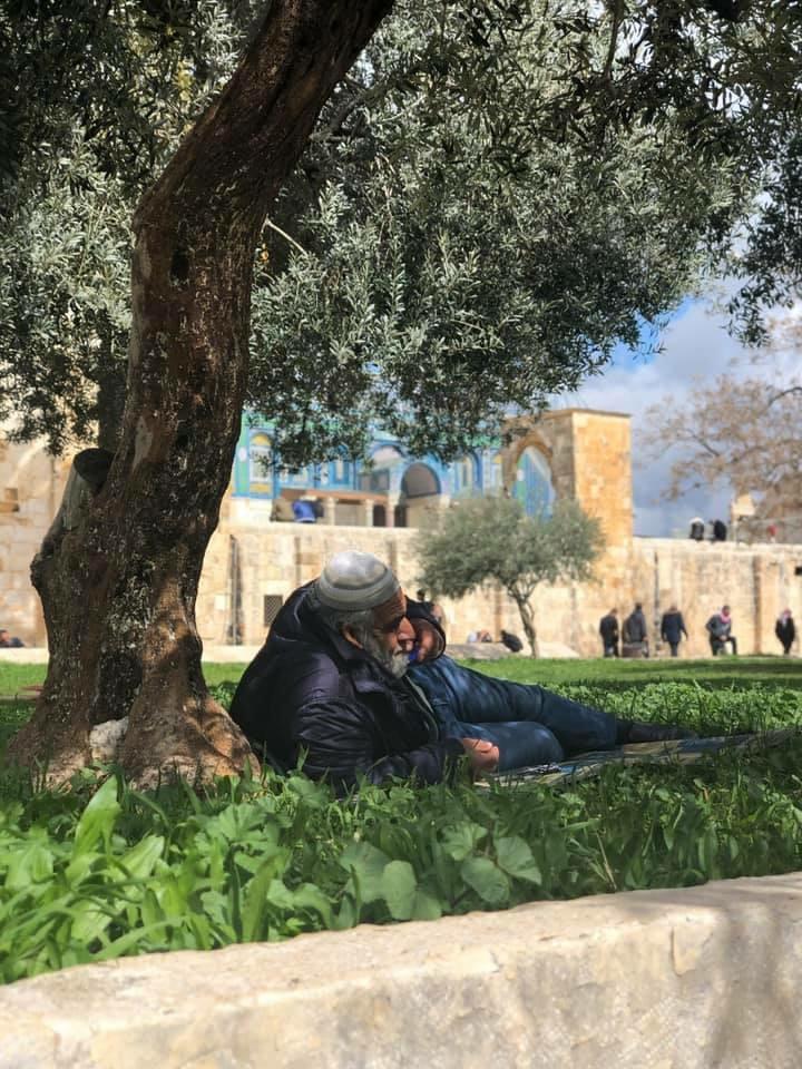 Al Aqsa - niet alleen ik genoot van de rust.jpeg