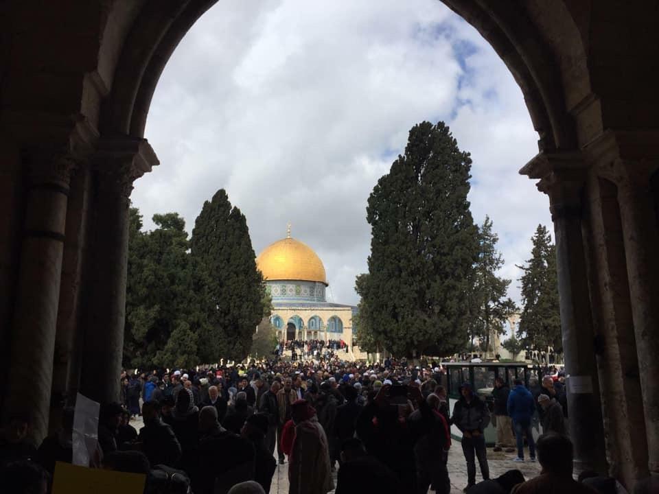 Al Aqsa - Masjid Qibli, één van de 5 moskeen op het plein van Al Aqsa 3.jpeg