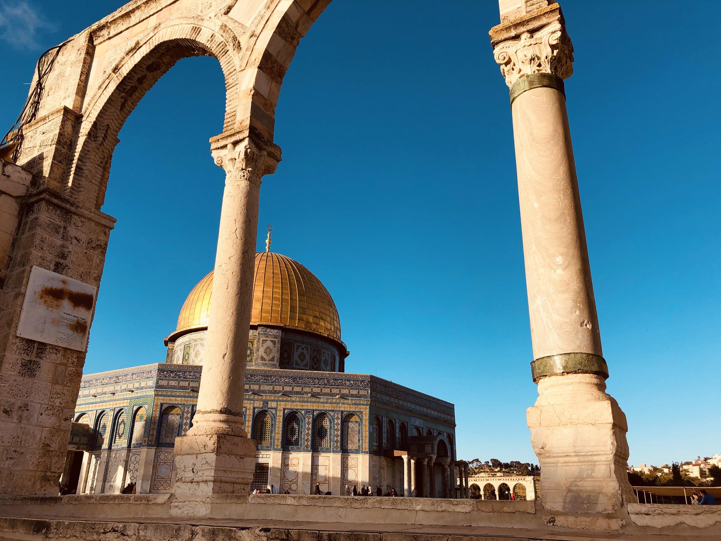 Al Aqsa - op het plein de rotskoepelmoskee 6.jpeg