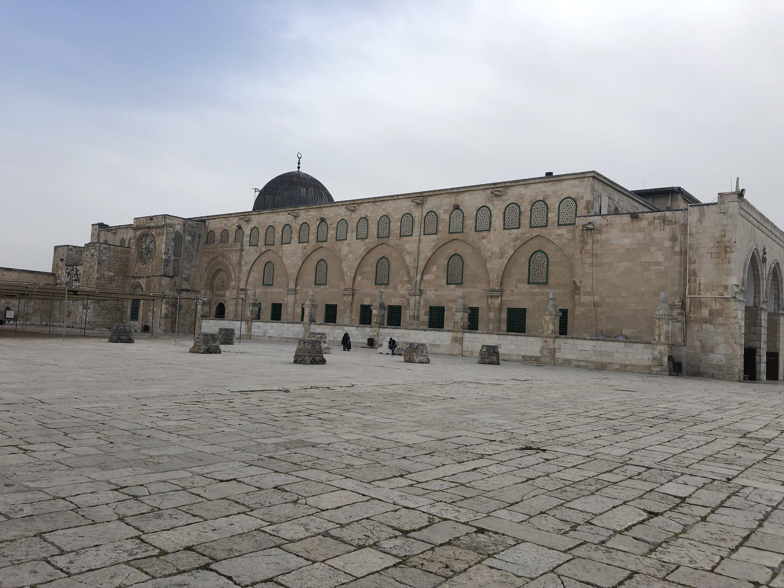 De Al-Aqsamoskee