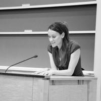Dina Zbeidy  PhD onderzoeker en Antropologe aan de Universiteit van Amsterdam