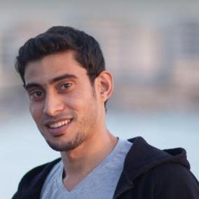 Awni Farhat  Blogger, mensenrechten- en gemeenschapsactivist en oprichter van het Gaza Freedom Skaters-team