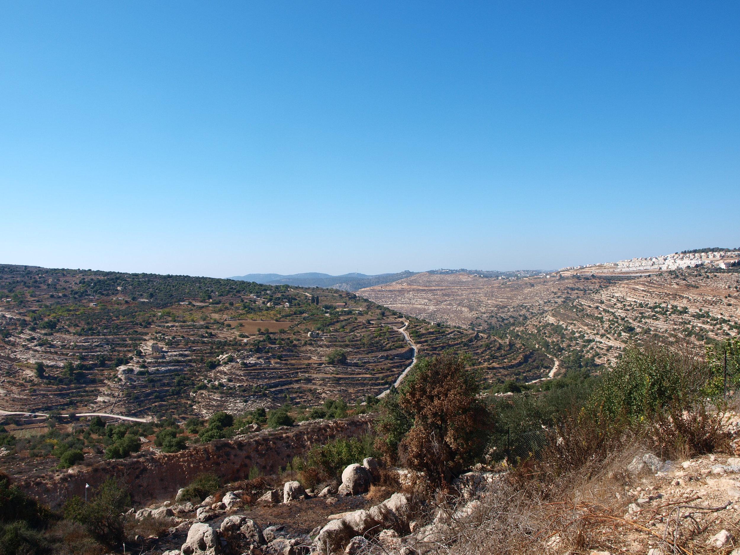 De Makhrour-vallei